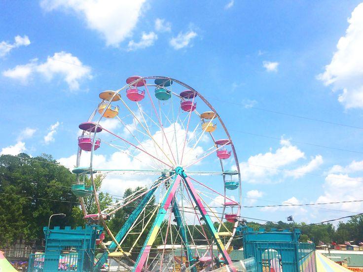 7.27.15 | Mississippi Monday on our blog spotlighting the Neshoba County Fair in Philadelphia, MS!