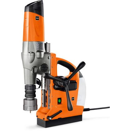 Fein JCM 312 U Magnetic Base Drills up to 2 9/16 in (65 mm) 3 1/8 in (80 mm)