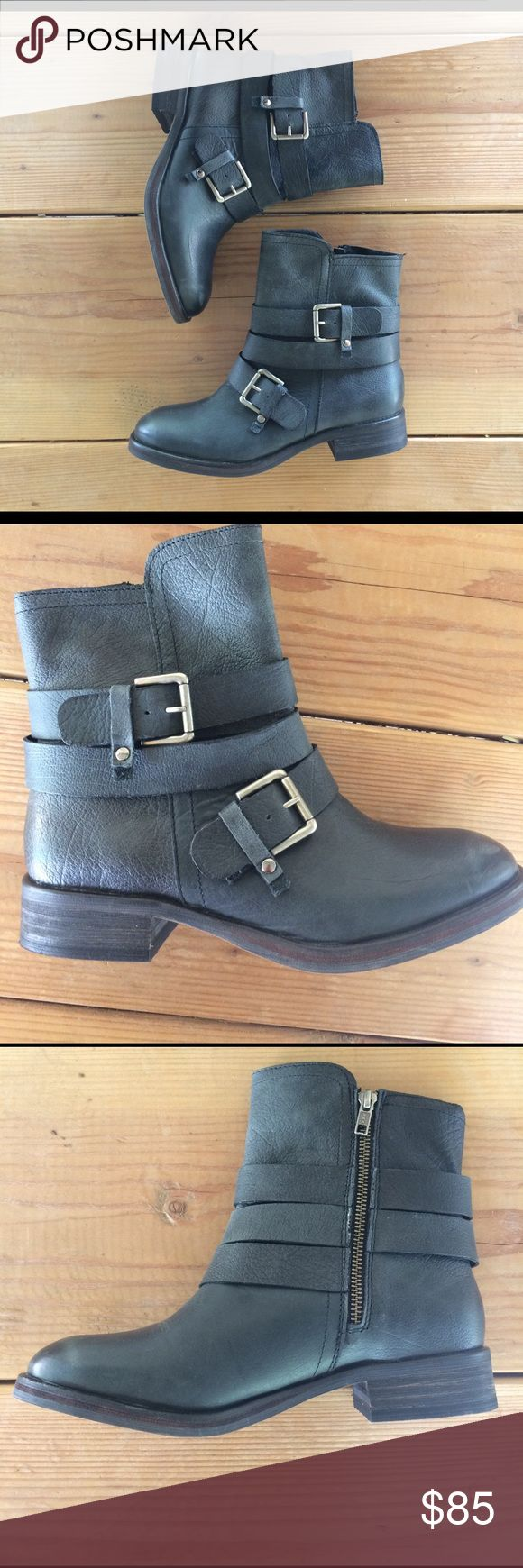 Nordstrom Boots 'Sabana Short Boots' Nordstrom's brand, Treasure and Bond, booties. They are in perfect condition with stickers on the bottom still! They go a little higher than the ankle! Nordstrom Shoes Combat & Moto Boots