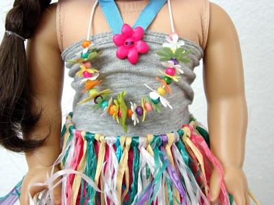Make a Luau Outfit