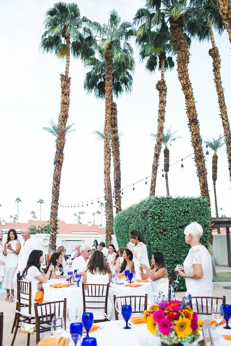 California Map Rancho Mirage%0A La Quinta  California wedding  Near Palm Springs  Desert outdoor wedding