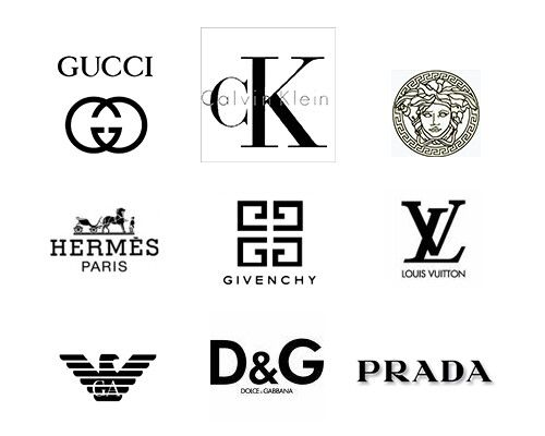 Fashion Logos On Pinterest Logo Design Designers And Texts