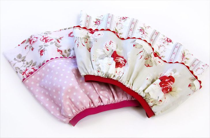 Little Girl Twirly Skirts with New Dritz Fashion Elastic | Sew4Home