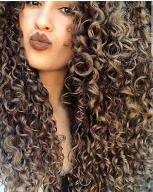 comment r parer ses cheveux sans les couper curly hair pinterest cachos cabelo cacheado e. Black Bedroom Furniture Sets. Home Design Ideas