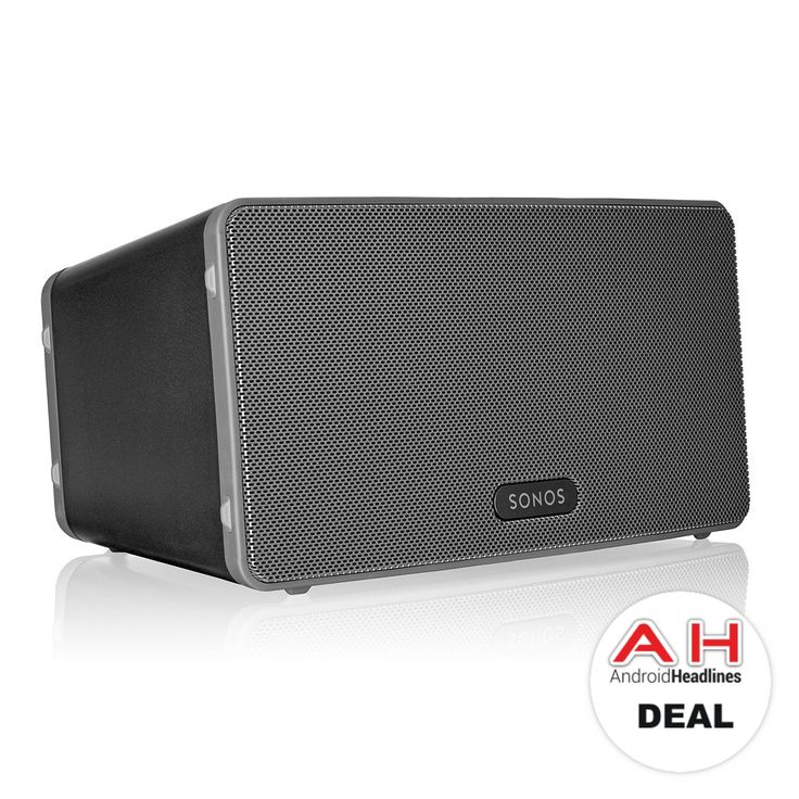 Deal: Sonos Play:3 Wireless Smart Speaker For $255.84 – 03/08/2017 #Android #Google #news