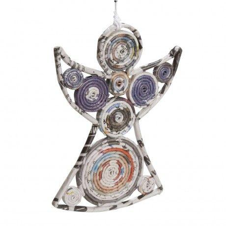 Spinning Disks Angel
