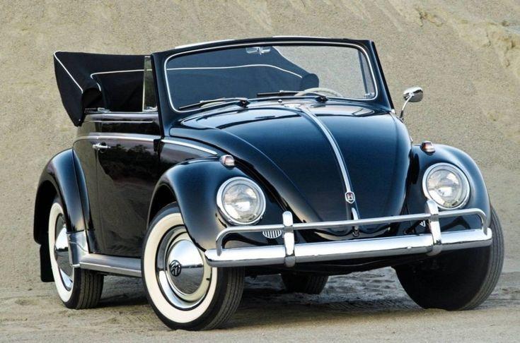 The perfect specimen  1960 Volkswagen Convertible