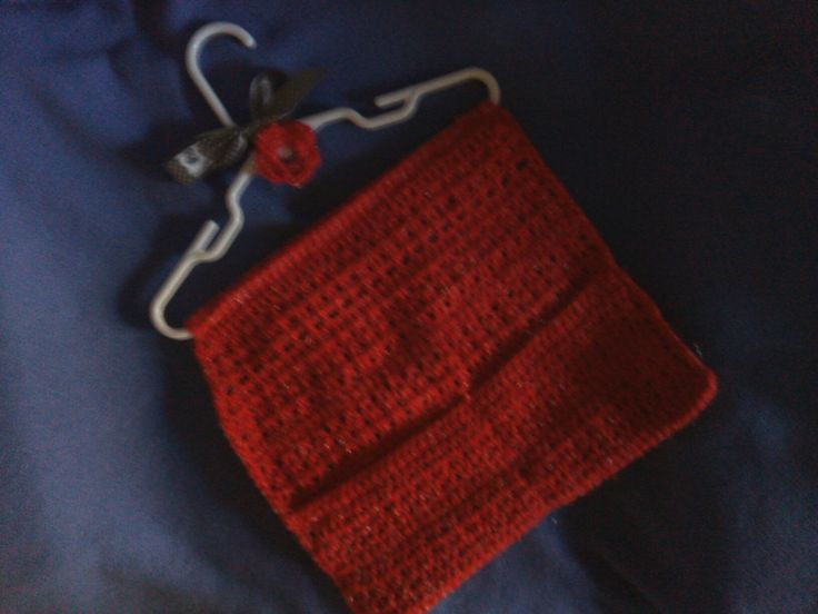 Bag for hairpins