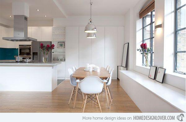 15 Charming Dining Room Design Ideas Design Ideas - 11 - Charming Scandinavian Dining Room Design Ideas