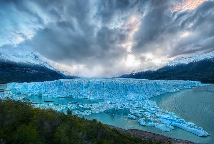 Patagonia glacier #travel #patagonia #glacier #nature #trekking #nature #chile #bedandbreakfast #b #puertovaras