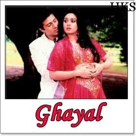 Name of Song - Sochna Kya Jo Bhi Hoga Album/Movie Name - Ghayal Name Of Singer(s) - Kumar Sanu Released in Year - 1990 Music Director of Movie - Bappi Lahiri Movie Cast - Sunny Deol, Meenakshi Sheshadri  visit us :- http://hindikaraokesongs.com/sochna-kya-jo-bhi-hoga-ghayal.html