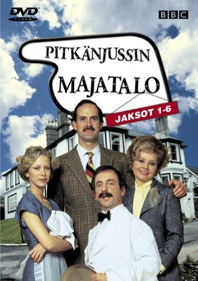 Fawlty Towers: big in Finland.