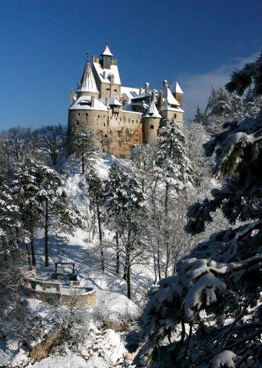 Πωλείται ο πύργος του κόμη Δράκουλα στην Ρουμανία [ΕΙΚΟΝΕΣ]