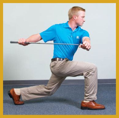 Golf Exercises - A Golf Workout Can Make Your Round Easier -- Want to know more, click on the image. #DiscGolfScene