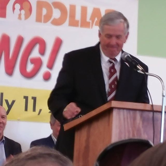 Dollar Tree Opened A Distribution Center In Warrensburg And Gov