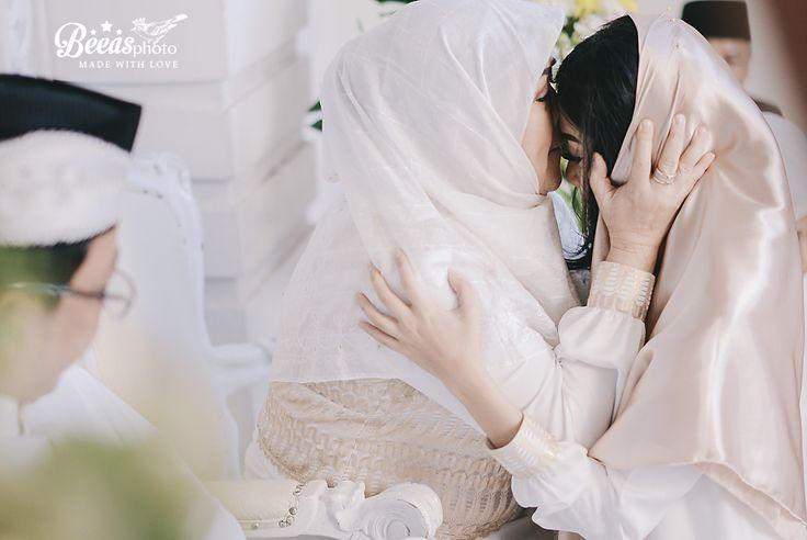 Pernikahan adat Sunda Annelis and Andi di Bandung