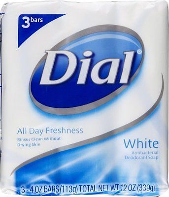 I have always liked the smell of the original Dial soap!