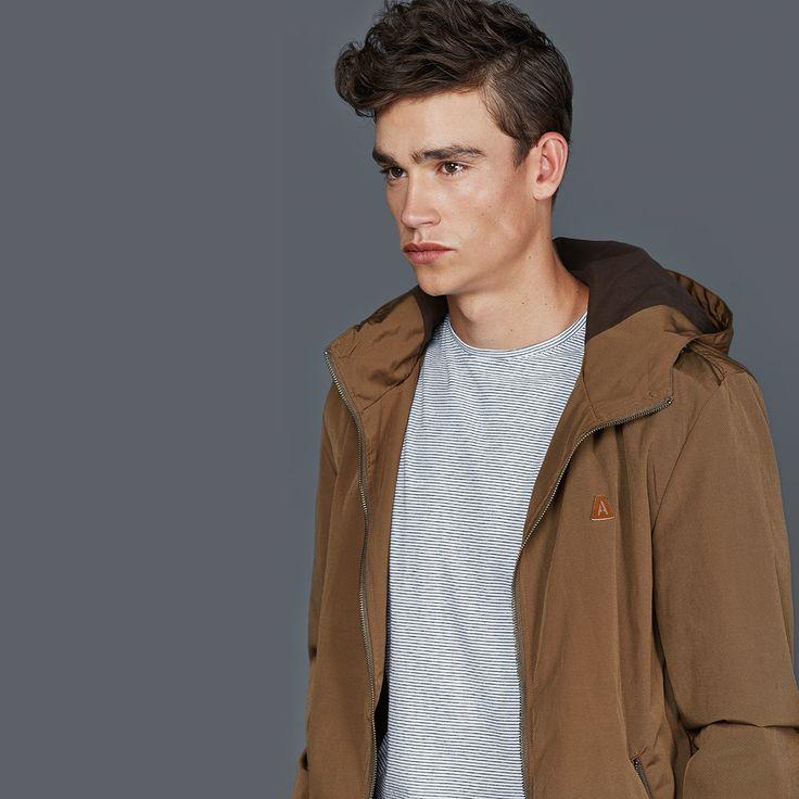 HIGHLANDS - AW16 - AUTONOMY   #AW16mens #melbournemenswear #mensjackets #sprayjacket #mensstyle