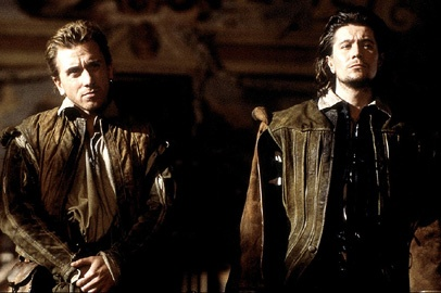 Rosencranz and Guildenstern are Dead. Gary Oldman and Tim Roth...what is not to love?