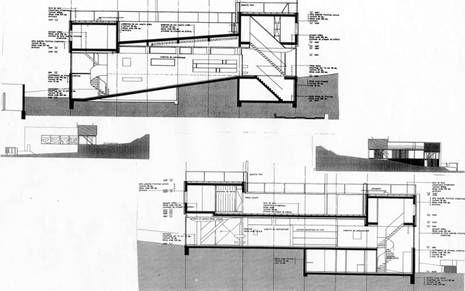 Villa Dall'Ava – Parigi – 1985-91 – Rem Koolhaas