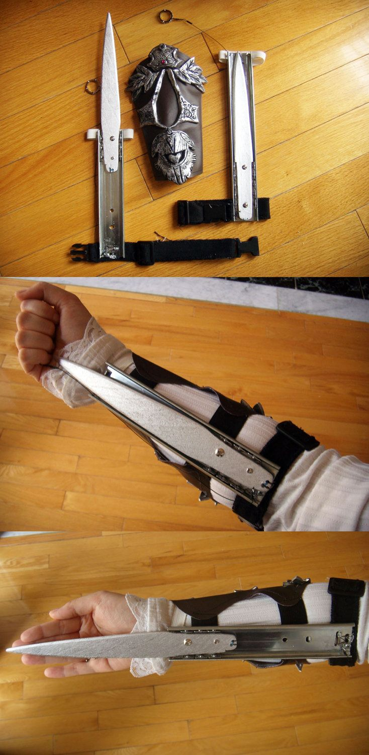 The 25 Best Hidden Weapons Ideas On Pinterest Concealed