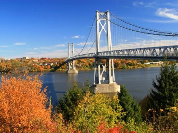 fall-foliage road trips