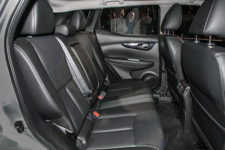2018 Nissan Rogue Sport Seats Passanger