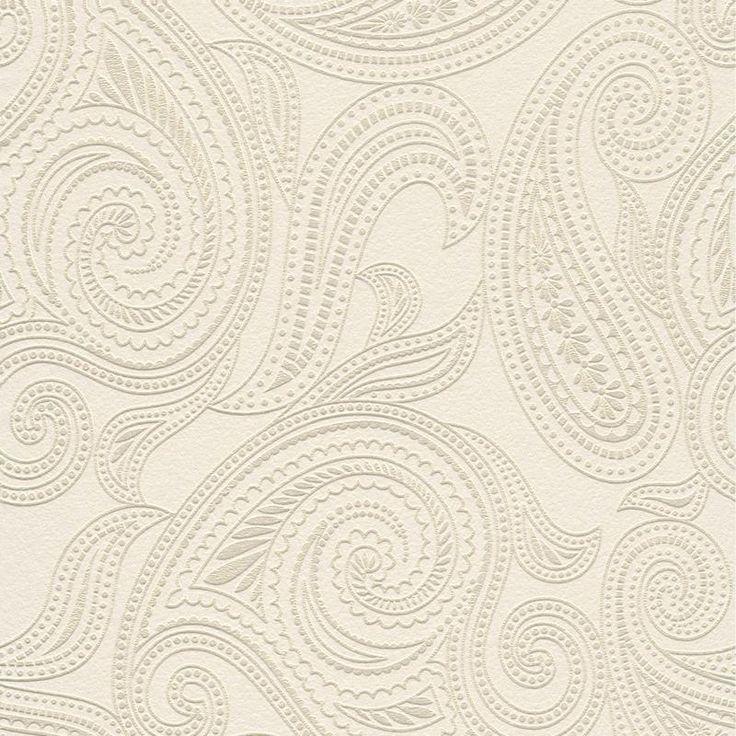 Обои на флизелиновой основе 0.53х10 м пейсл цвет золотой Ra716702, Обои декоративные - Каталог Леруа Мерлен