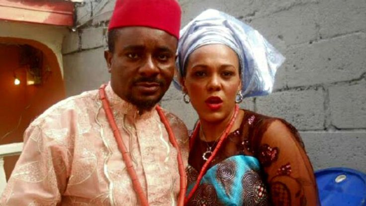 """""""EVEN RATS BEAR CHILDREN"""" NOLLYWOOD ACTOR EMEKA IKE SHADES EX-WIFE ON INSTAGRAM"""