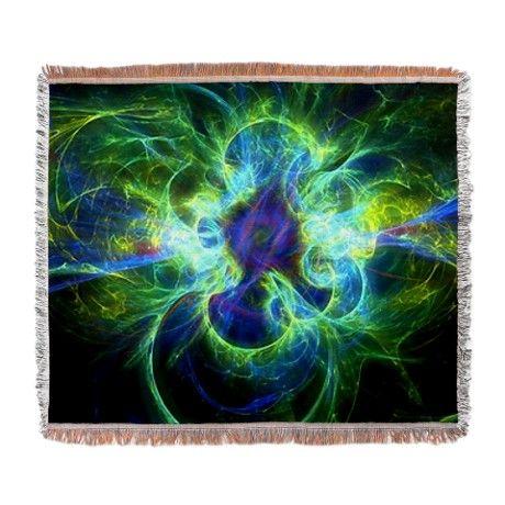 Clean energy Woven Blanket #homedecor