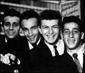 Dion And The Belmonts: Doo Wop Group