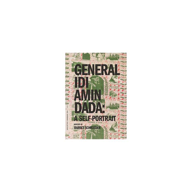 General Idi Amin Dada:Self Portrait (Dvd)