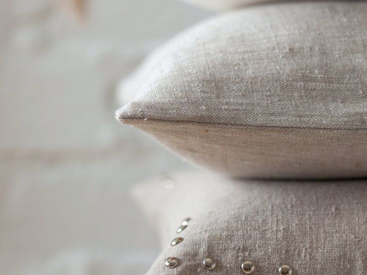 A personal favorite from my Etsy shop https://www.etsy.com/listing/504054955/light-natural-linen-pillow-stonewashed