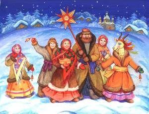 Рождество – традиции и обычаиСветлый праздник Рождества христианское население отмечает еще с давних времен. Примерно первое упоминание о данном празднестве датируется 4-ым столетием. Века шли и менялись разнообразные обычаи народов мира. Менялись и обычаи встречи этого светлого праздника.
