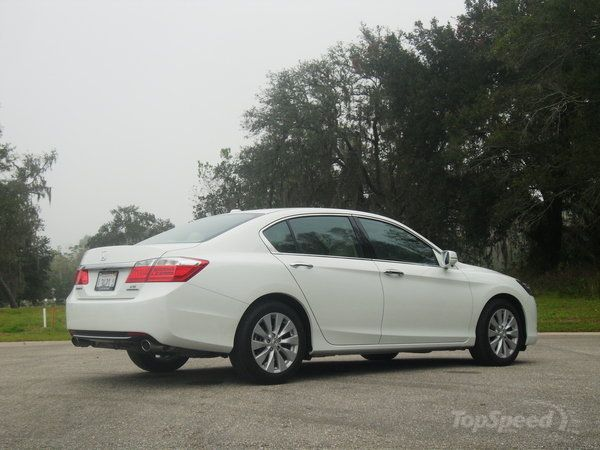 Honda Accord Touring - Driven
