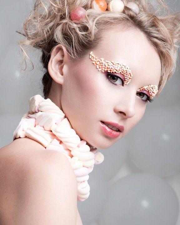 15 Beautiful Sugar Candy Girls Fashion Photography
