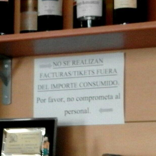 Spain is different. Muy different.