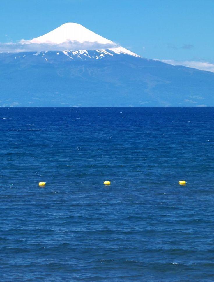Osorno Volcan -Chile-
