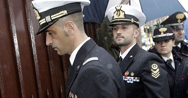 India's top court turns down pleas by Italian marines