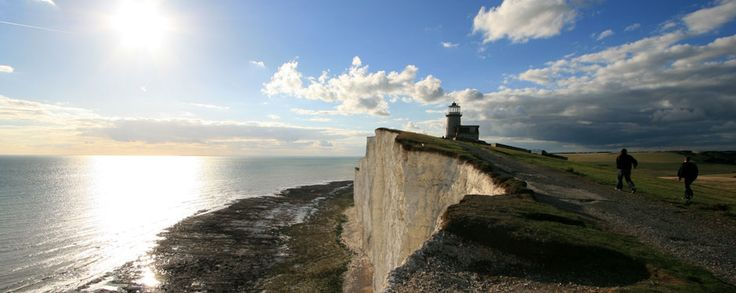 The Belle Tout Lighthouse unique bed and breakfast, Beachy Head, Eastbourne, East Sussex