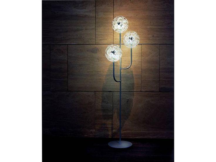 QisDesign Coral Ball - LED vloerlamp
