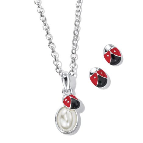 You will love this product from Avon: Spring Themed Ladybug Necklace And Earring Gift Set reg.  $19.99