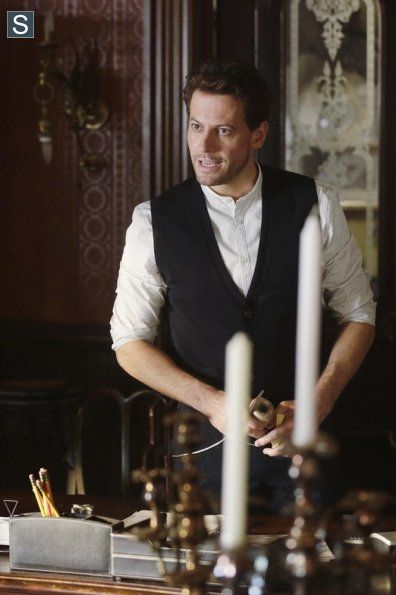 "#Forever 1x03 ""Fountain of Youth"" - Henry"