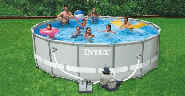 10 Best Saltwater System For Above Ground Pools In Ground Pools Pool Intex Swimming Pool