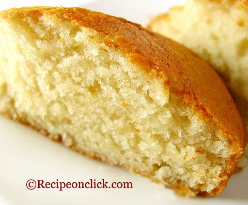 Quick and easy vanilla cake recipes