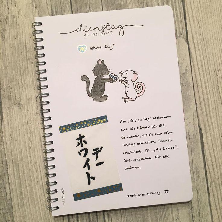 Schön Heute Ist ホワイトデー (White Day) 💝 In Japan, Quasi Der Zweite Teil Vom  Valentinstag An Dem Die Jungs Den Mädchen Schokolade Schenken.