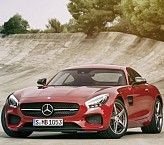 Mercedes AMG GT Revealed Before the Paris Motor Show