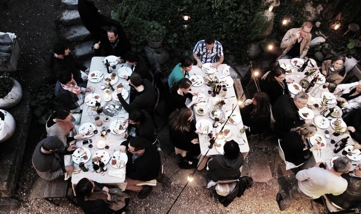 Puglian Dinner 2013