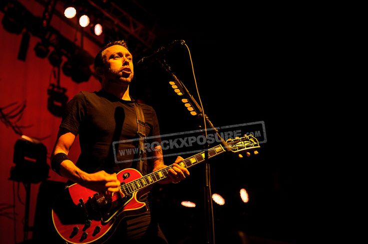 Rise Against perform in Toronto