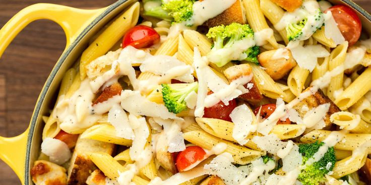 http://www.delish.com/cooking/recipe-ideas/recipes/a43137/chicken-caesar-pasta-salad-recipe/